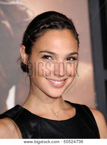 LOS ANGELES - AUG 28:  Gal Gadot arrives to