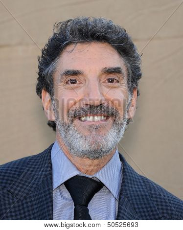 LOS ANGELES - AUG 04:  Chuck Lorre arrives to CBS Showtime CW All Star Winter TCA Party 2013  on July 29, 2013 in Beverly Hills, CA