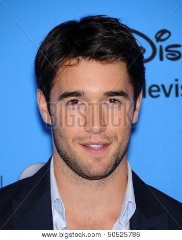 LOS ANGELES - AUG 04:  Joshua Bowman arrives to ABC All Star Summer TCA Party 2013  on August 04, 2013 in Beverly Hills, CA