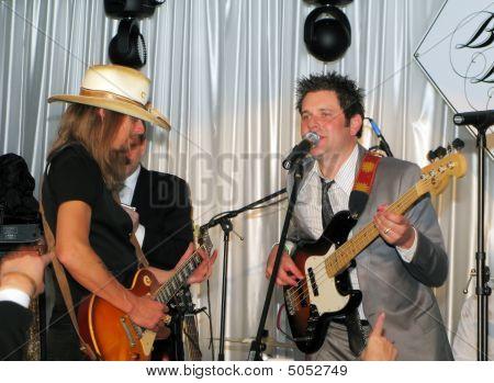 Kid Rock And Jay Demarcus At Barnstable-brown Gala