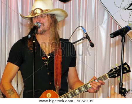 Kid Rock Performs At Barnstable-brown Gala