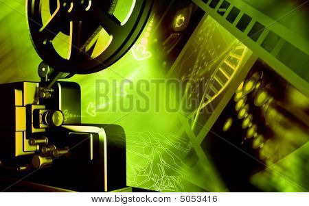 Vintage Projector