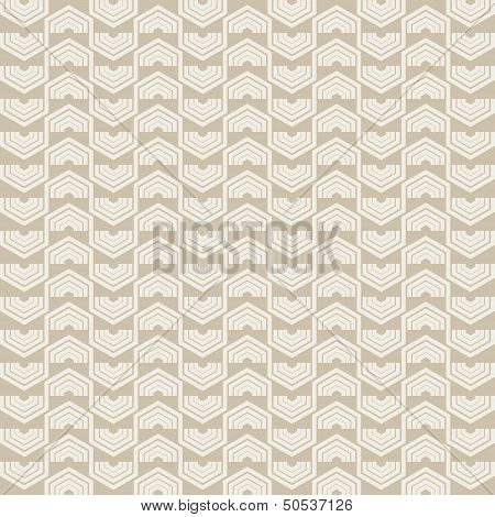 Abstract biege seamless pattern