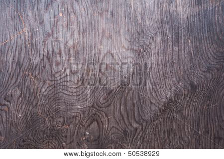 Background old wooden board