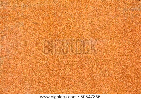 Consistent Rusted Metal Surface