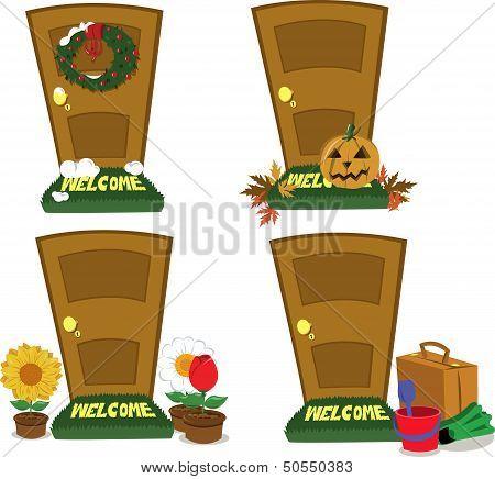 Four Seasons Doors