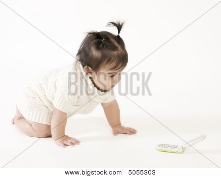 Crawling To Phone