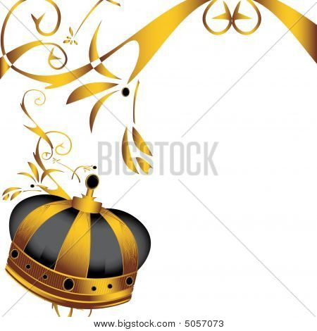 Gold Crown Image 4