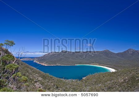 Wine Glass Bay Tasmania