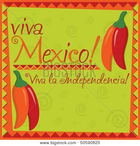 Mexican Independence Day!