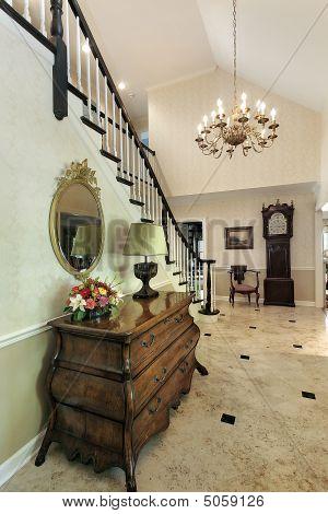 Hallway Foyer