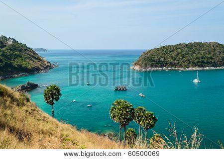Yanui Bay, Phuket, Thailand