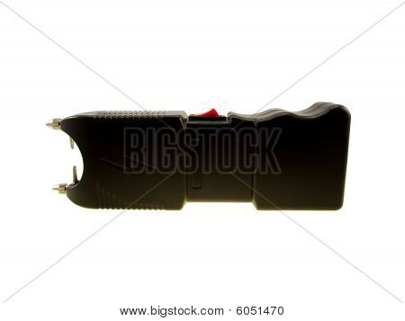 Eletrochoque protetora preta