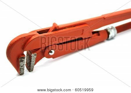 Pipe Wrench Or Plier Wrench