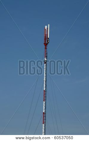 The Base Station Of The Mobile Operator