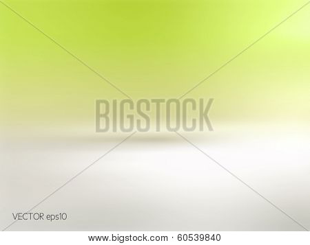 Soft green background gradient