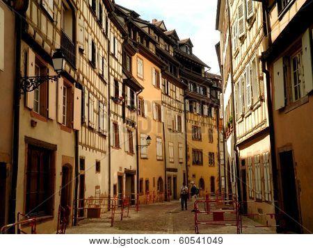 Colmar Old Town