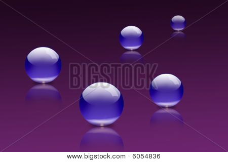 Parade of balls