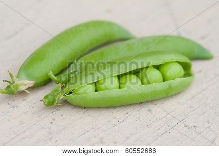 Some Pea Pods