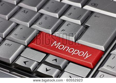 Computer Key - Monopoly