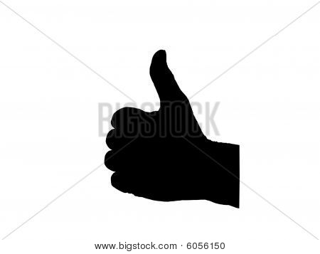 Thumbsup sign