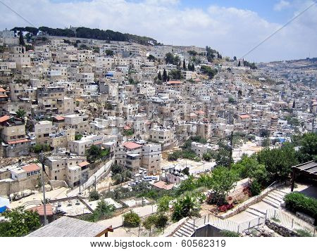 Village  Silwan