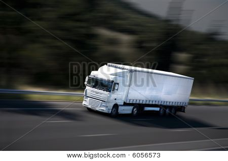 Speed Semi Truck