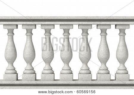 Balustrade Pillars