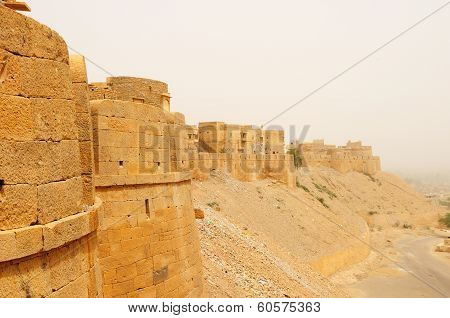 India, Jaisalmer Fort