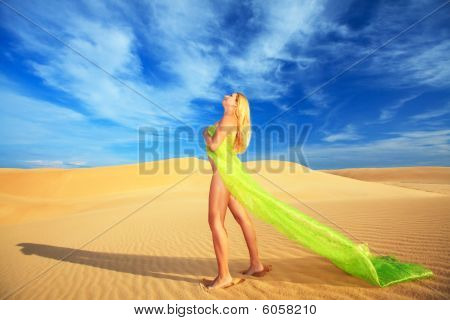 Desert Mermaid
