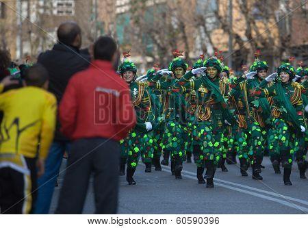 Carnival Militia
