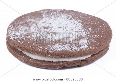 Isolated Cookie