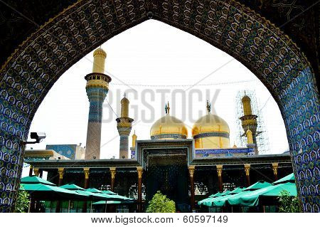 Imam Musa al-Kadhim and Muhammad al-Jawad