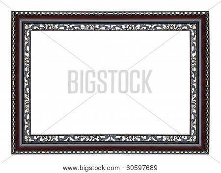Wooden Vintage Frame