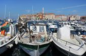 Rovinj Harbour, Croatia