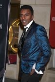 LOS ANGELES - FEB 25:  Marcus Samuelsson at the 2nd Annual ICON MANN Power Dinner at Peninsula Hotel