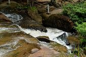 pic of lingam  - Kbal Spean  - JPG