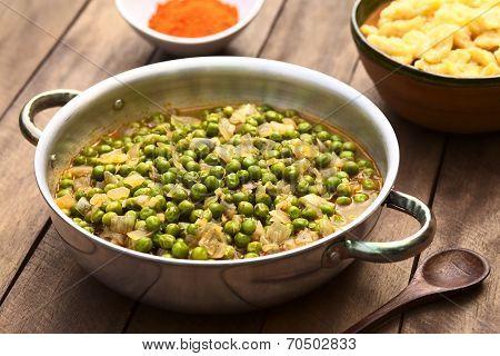 Hungarian Pea Stew