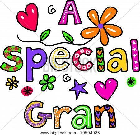 A Special Gran