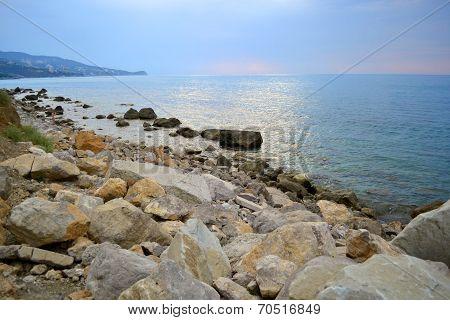 Gray Sea