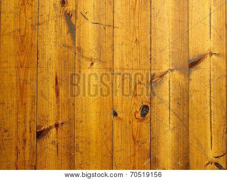 Old Plank Floor