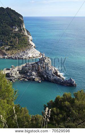 Portovenere and Palmaria island