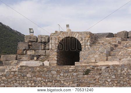 Old Building In Turkey