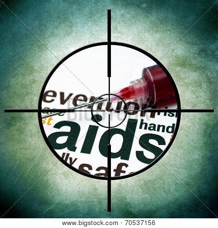 Aids Target