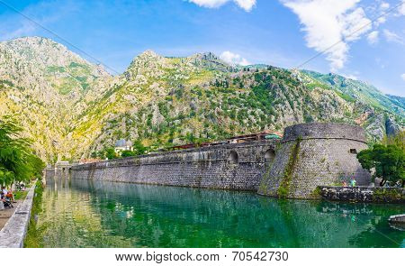The Fortress Of Kotor