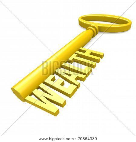 Key To Wealth
