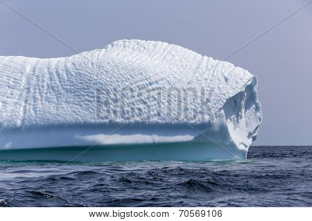 iceberg near St. Anthony, Newfoundland