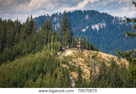 Lookout At Low Tatras, Slovakia