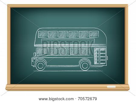 board English bus