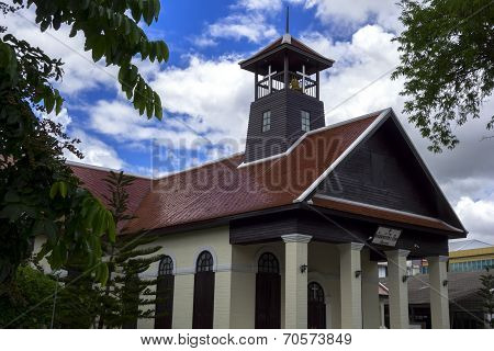 Chiang Rai First Church.